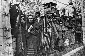 zaklyuchennye_konclagerya_Osvencim-27-01-1945