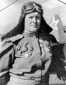 Евдокия Давыдовна Бочарова