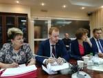 Ольга Алимова: Мы будем требовать настоящего референдума по поправкам к Конституции РФ