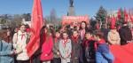 Пионеры Севастополя приняли участие в старте проекта «Наша великая Победа»