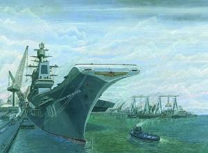 TAKR_Admiral_Flota_Sovetskogo_Soyuza_Kuznecov