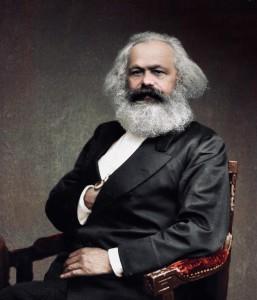 Karl Marx | Карл Маркс, 1865