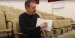 Сергей Курочкин презентовал новую книгу авторских стихов и песен