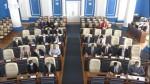 Сессия Заксобрания Севастополя 23 апреля 2020 года.