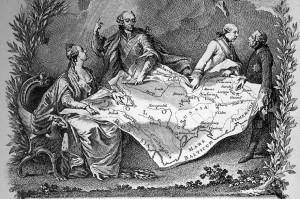 tri_razdela_Rechi_Pospolitoj-1772--1793--1795