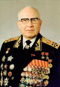 Сергей Георгиевич ГОРШКОВ