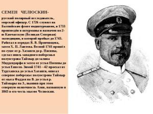 Челюскин Семён