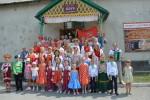 16-й фестиваль народной песни в Ново-Бобровке «Играй гармонь, звени частушка»