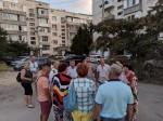 ВСТРЕЧА С ИЗБИРАТЕЛЯМИ В КАЗАЧКЕ
