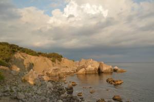 Гидрологический памятник природы регионального значения «Прибрежный аквальный комплекс у мыса Сарыч»