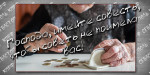 ГОСПОДА, ИМЕЙТЕ СОВЕСТЬ, ЧТОБЫ СОВЕСТЬ НЕ ПОИМЕЛА ВАС…