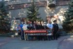 3 октября в городе Севастополе почтили память защитников расстрелянного в 1993 году Ельцинской бандой Верховного Совета РСФСР.